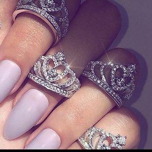 Exquisite Brilliance Crown Jewel